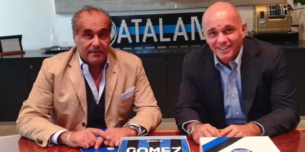 Antonio Gaudioso e Luca Percassi